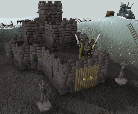 Chaos Temple from the game RuneScape
