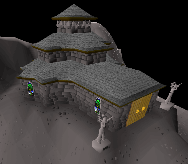 Chaos Temple imagery
