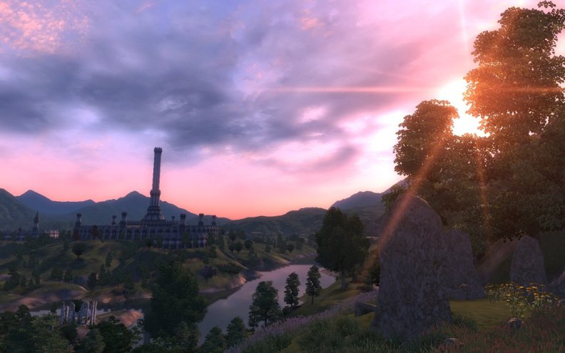 Cyrodiil City from Oblivion