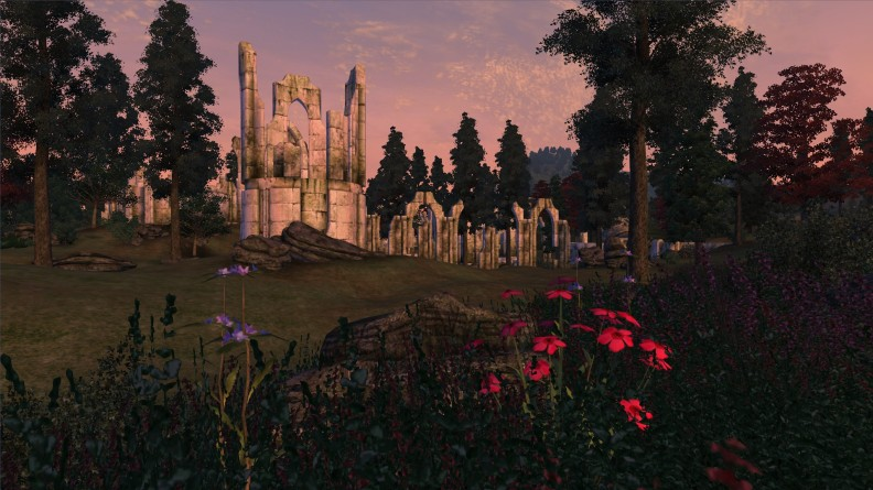 Beautiful Ruins from Oblivion