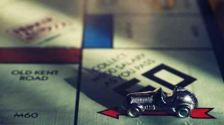 Monopoly Board Classic