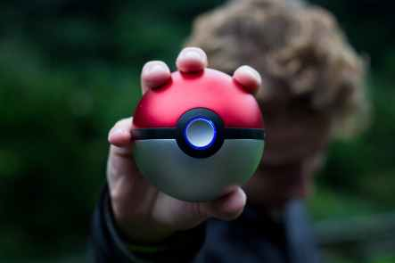 With Pokemon: Let's Go, You Can Throw Poke Balls