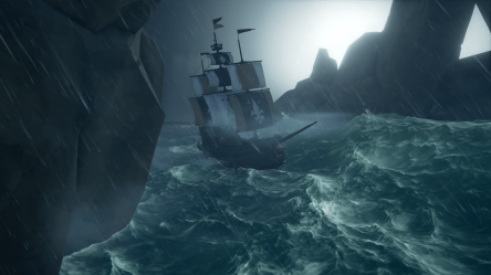 Sea of Thieves Action Screenshot