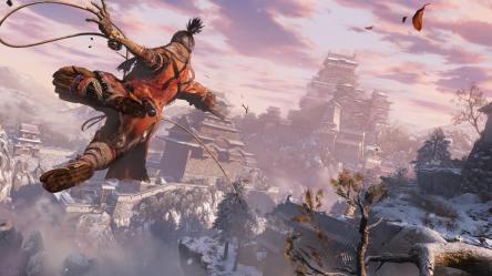 Sekiro: Shadows Die Twice Art