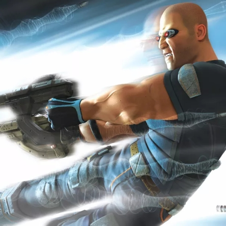 TimeSplitters Art