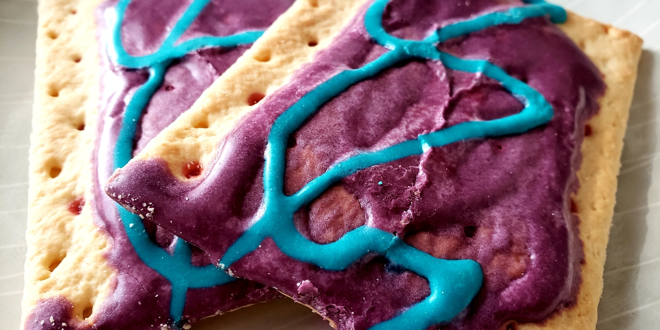 Real Wild Berry Pop-Tarts