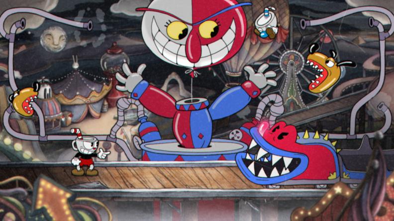 Official Cuphead screenshot