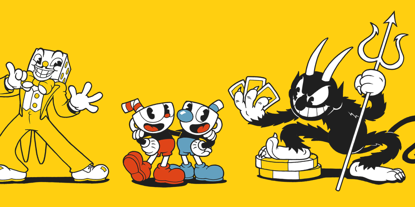 Cuphead Official Artwork