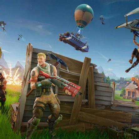 Fortnite Official Artwork