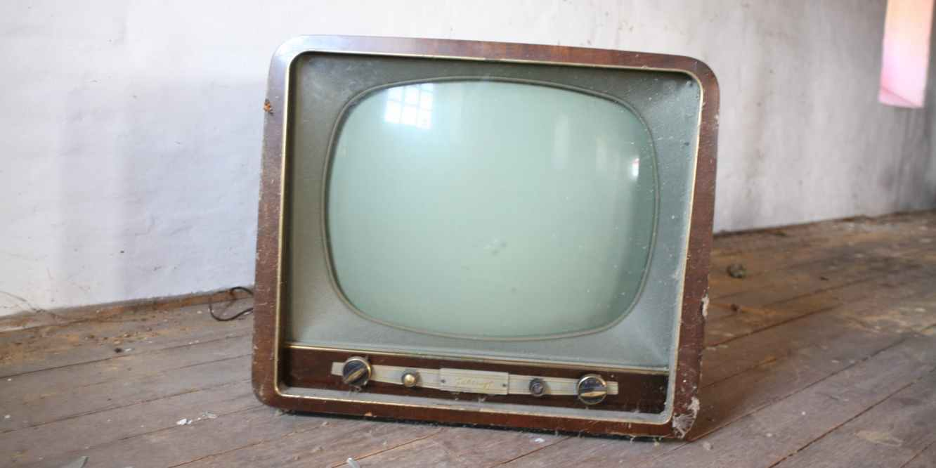 Old TV for Streaming on Twitch