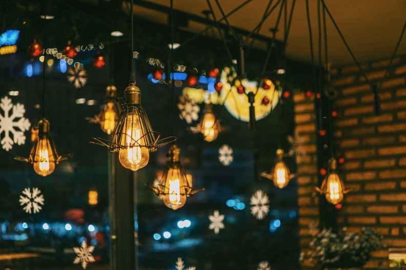 Inside of a Lovely Restaurant