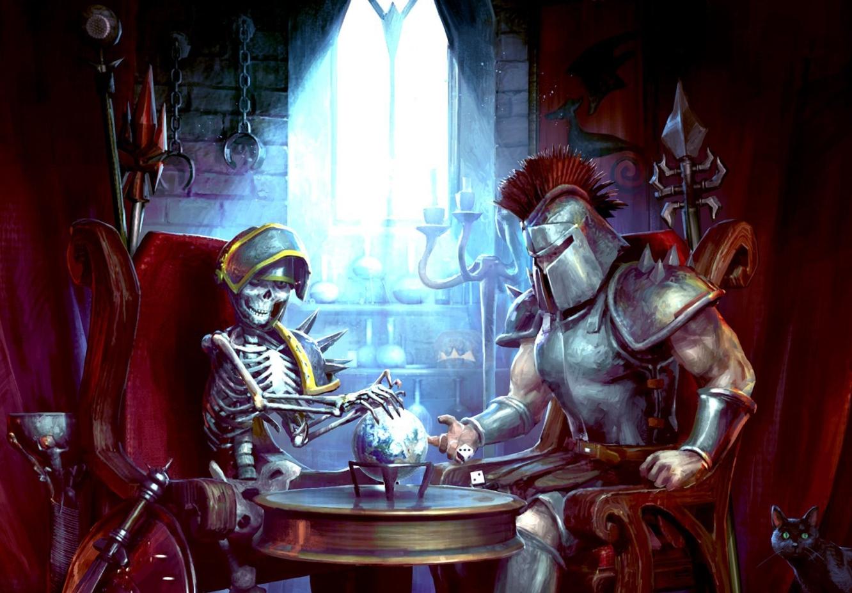 RuneScape artwork