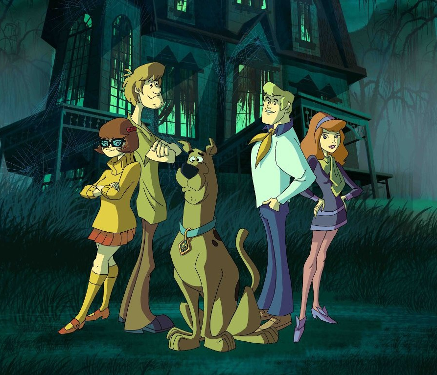 Cove crystal incorporated doo scooby online mystery Scooby Doo!