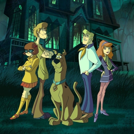 Screenshot from Scooby Doo! Mystery Incorporated
