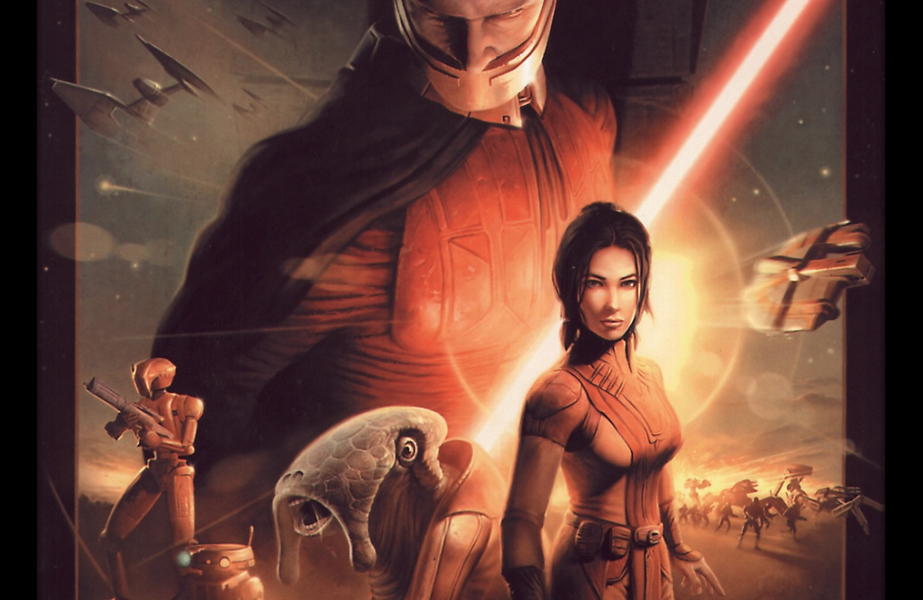 Knights of the Old Republic Artwork