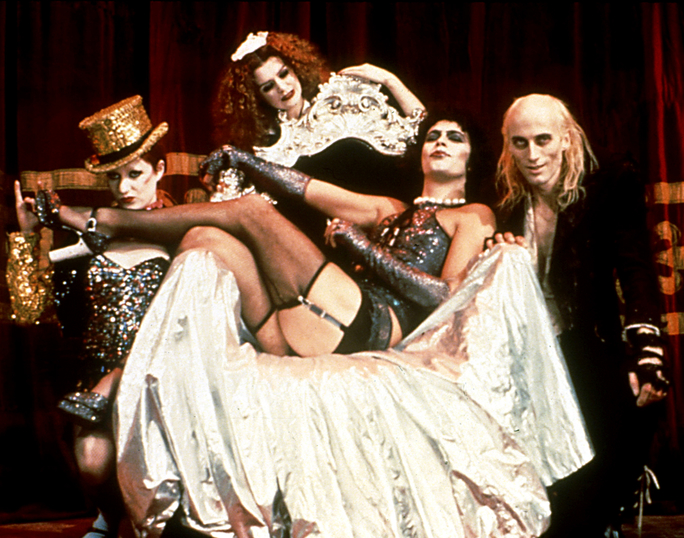 The Rocky Horror Picture Show group
