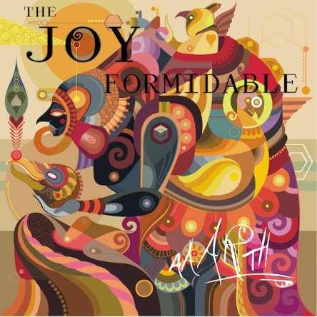 The Joy Formidable Aaarth Cover Art