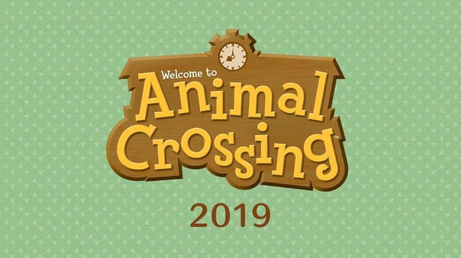 Animal Crossing 2019 tease
