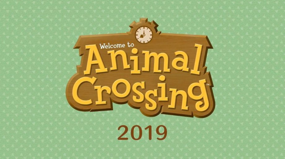 Animal Crossing 2019 tease