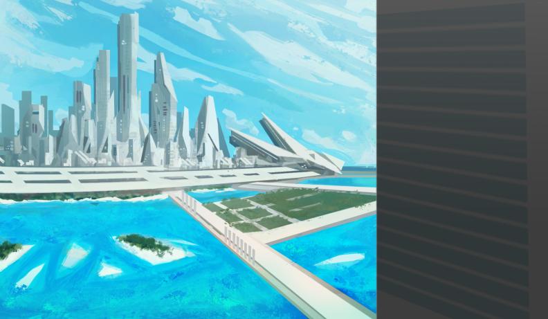 Dreams of Tomorrow Official Art