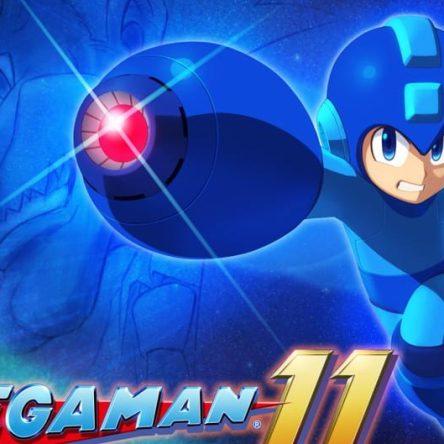 Mega Man 11 Artwork