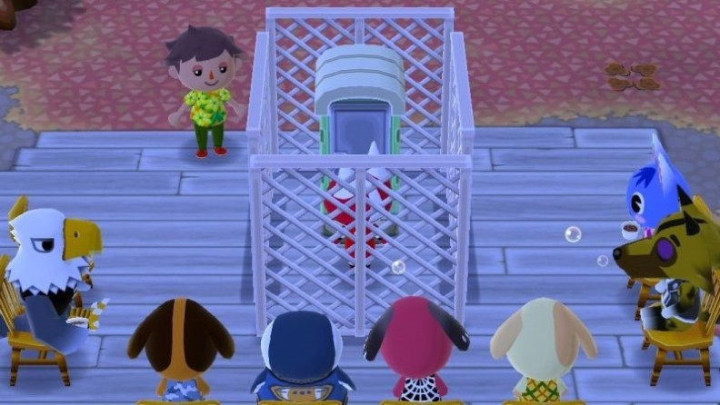 Animal Crossing: Pocket Camp Prison