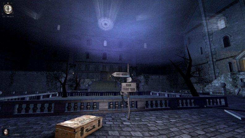 Nosferatu: The Wrath of Malachi screengrab