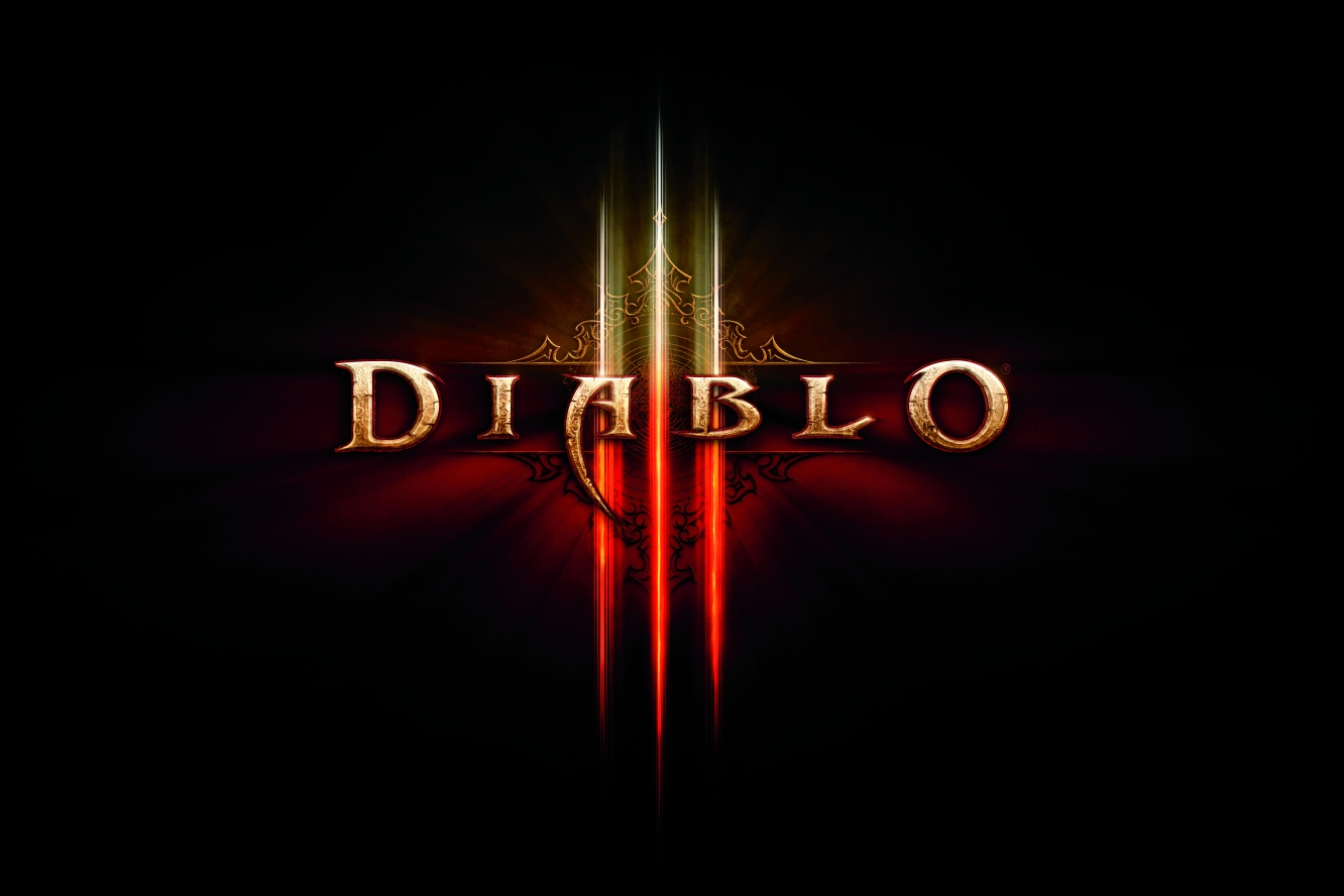 Diablo 3 Official Logo