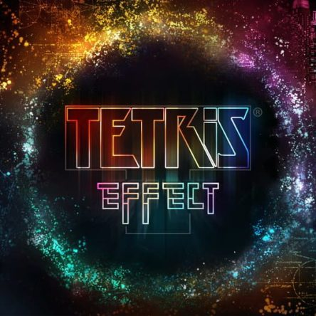 Tetris Effect cover art