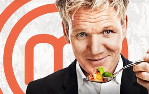 Gordon from MasterChef