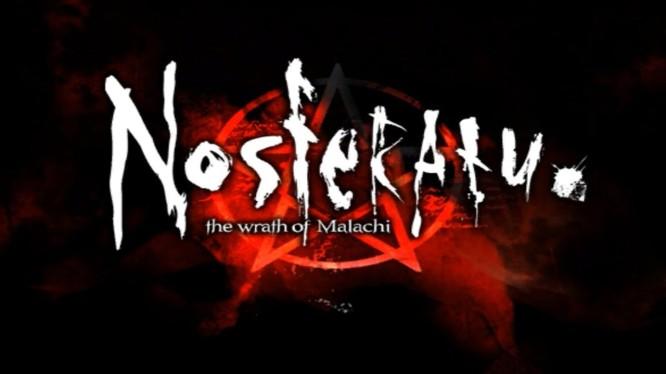 Nosferatu: The Wrath of Malachi art