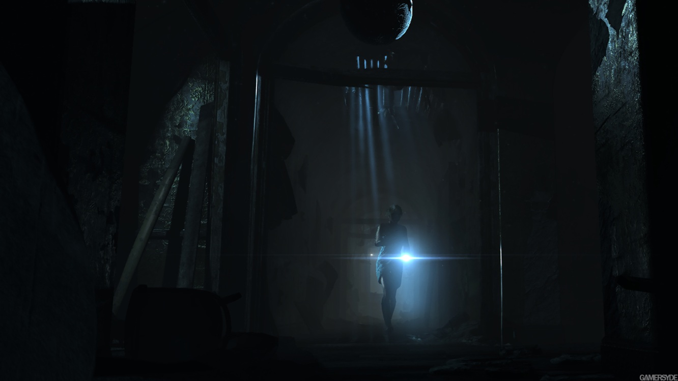 The mines in Until Dawn