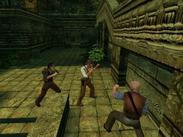 Indiana Jones and the Emperor's Tomb screenshot 2