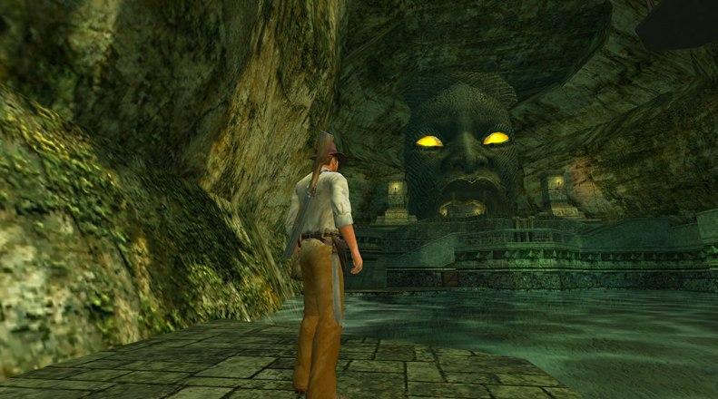 Indiana Jones and the Emperor's Tomb screenshot