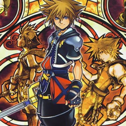 Kingdom Hearts Art