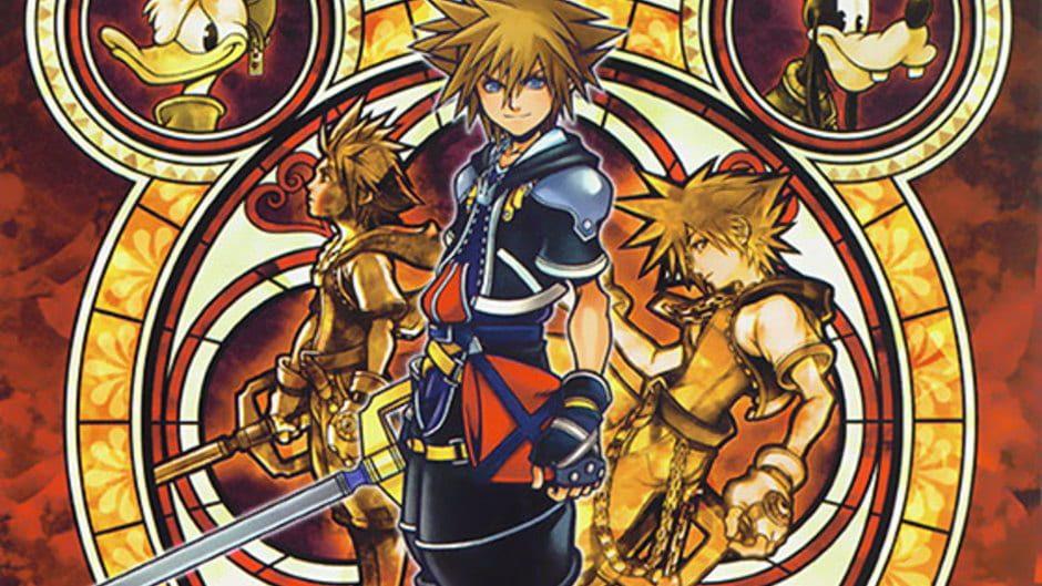 Kingdom Hearts Art