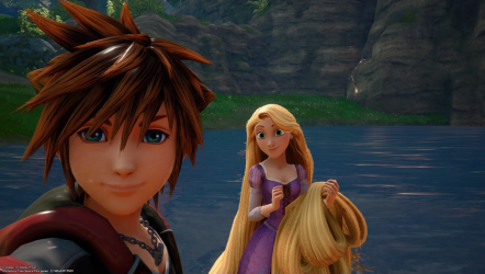 Kingdom Hearts 3 screengrab