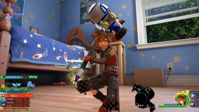 Kingdom Hearts 3 Sora
