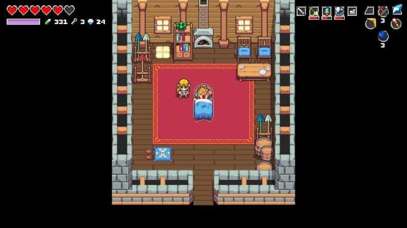 Cadence of Hyrule screenshot