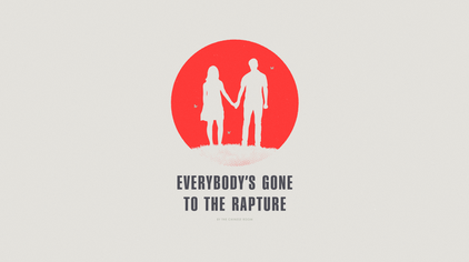 The logo for Everybody's Gone to the Rapture