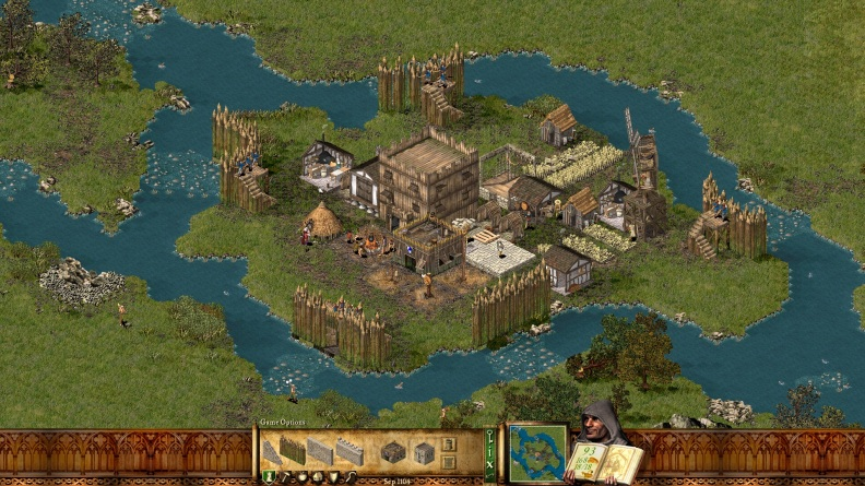 Stronghold screenshot