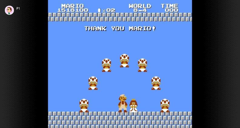 Super Mario Bros.: Lost Levels screenshot