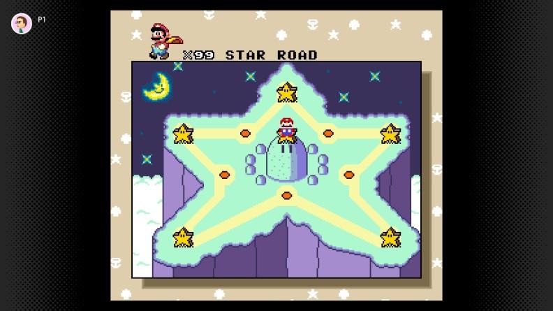 Star Road Super Mario World