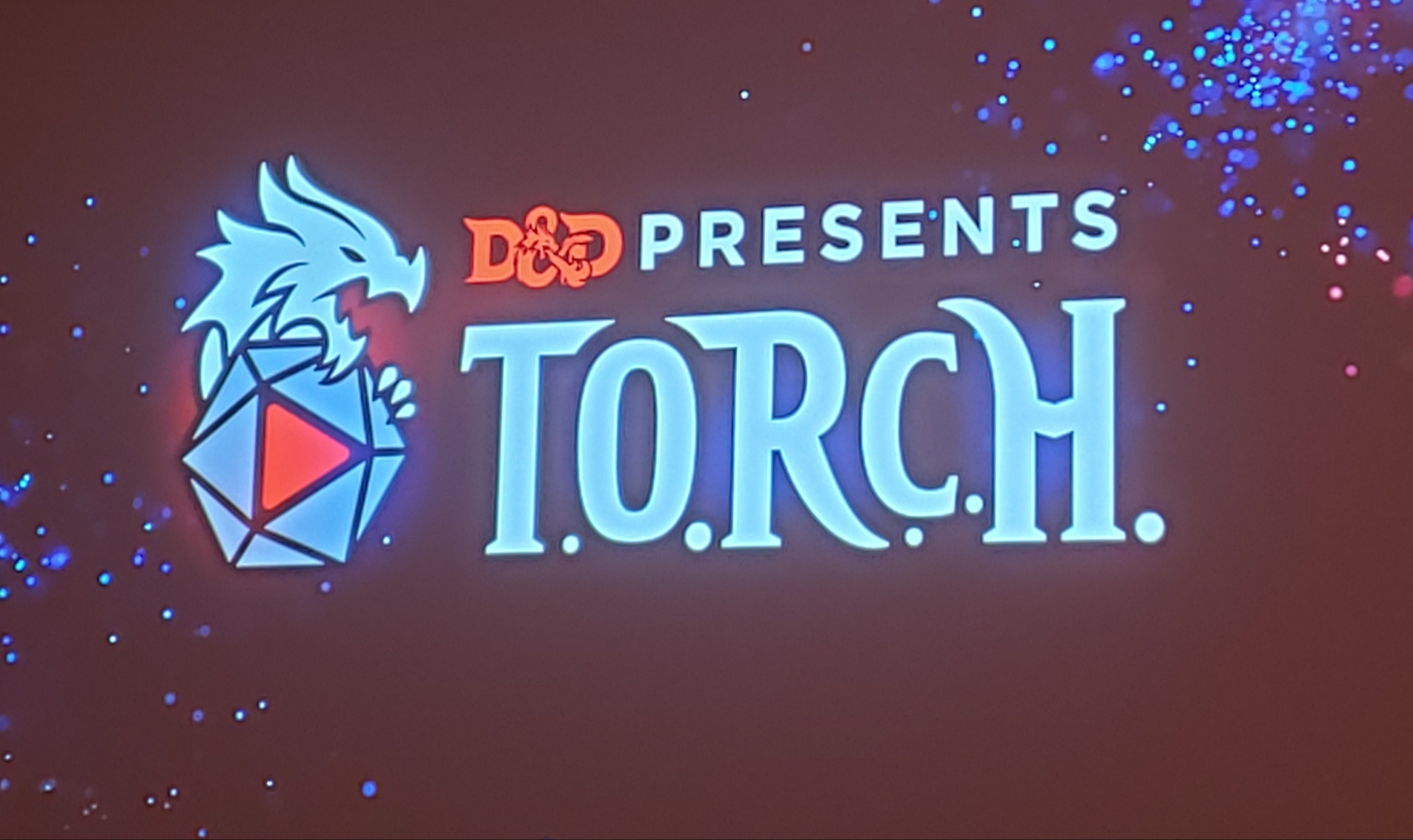 D&D Presents: T.O.R.C.H. Logo